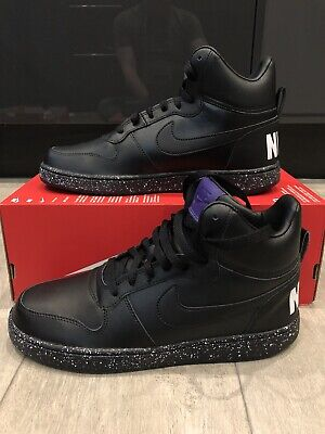 detailed look f78b0 f1c4a Authentic Nike Court Borough Mid SE Trainers Mens Brand New Uk 8.5 Hi Tops