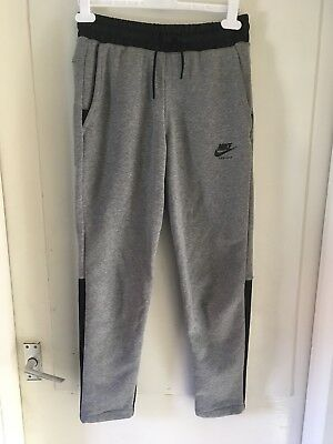 9e9b5b12c146 NIKE AIR MAX FT Junior Boys Track Pants LARGE Age 12 13 years old ...