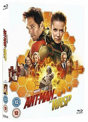 Ant-Man and the Wasp 4K Ultra HD Blu-ray plus Standard Blu-ray NEW 8717418538477