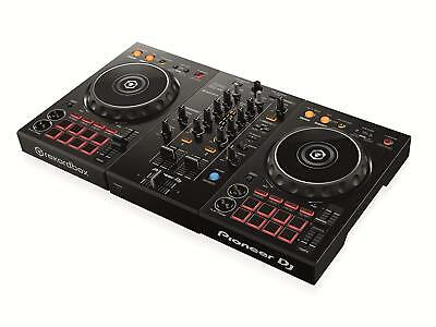 Pioneer DJ DDJ-400 2-Channel Rekordbox DJ Controller - RECOMMENDED - NEW BOXED