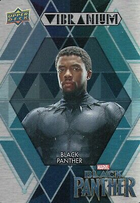 Black Panther, Black Panther Metal Card WV-1