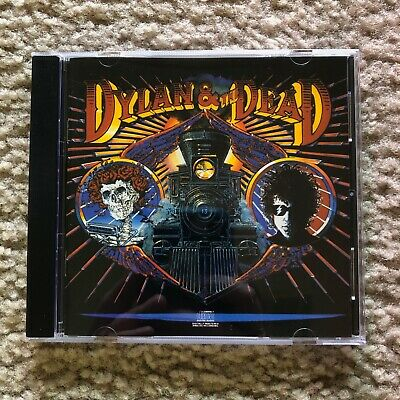 Dylan & The Dead by Bob Dylan & Grateful Dead (1CD, 1989, Columbia)