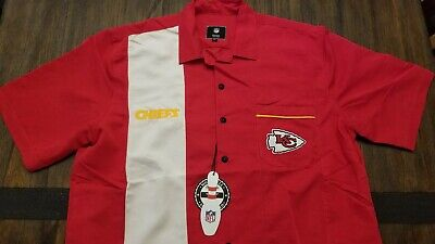 020d76924 NFL SPARE BOWLING Shirt Kansas City Chiefs X Large New with tags ...