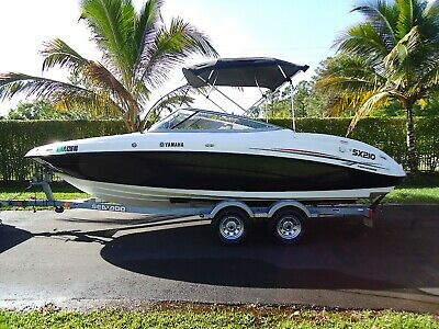 2006 YAMAHA SX212 with twin 4-Stroke Mechanics Special NO RESERVE