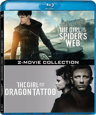 The Girl with the Dragon Tattoo/The Girl in the Spider's Web: Combo Pk *SEALED*