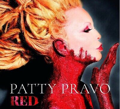 |8051411743644|Patty Pravo - Red [CD] |New|
