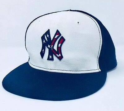New Era Hat NY Yankees Fitted 7 1 2 Stars And Stripes 59fifty Baseball Cap 8d222723faa8