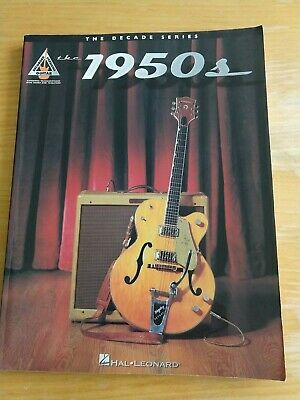 Hal Leonard The Decade Series: The 1950s Guitar Recorded Version (TAB)