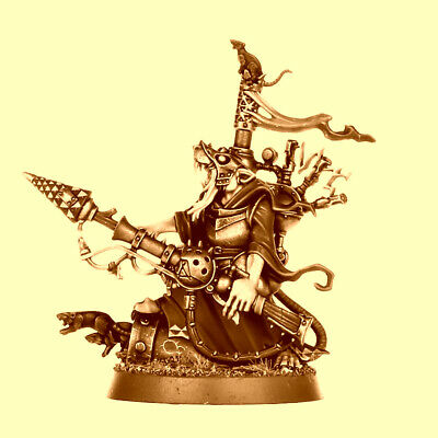 Warlock Bombardier, Skaven, Carrion Empire, Warhammer Age Of Sigmar NOS