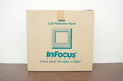 InFocus PanelBook 550E LCD Projection Panel