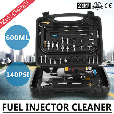Automotive Non-Dismantle Fuel System Injector Cleaner for Petrol EF NEW