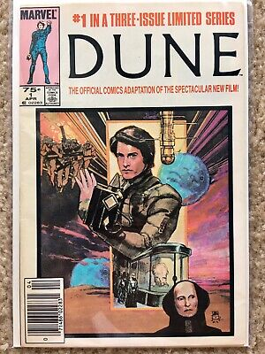 Dune 1 (1985) by Marvel Comics in (VF+) Condition!!