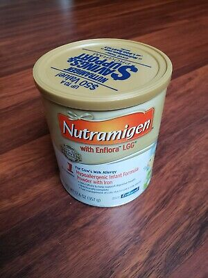 Nutramigen Enfamil 12.6 Brand New Unopened 3 Cans Expiration: March 1 2020