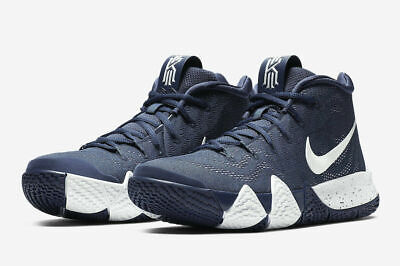 best website 5bf51 54105 NIKE KYRIE 4 N7 Men's Basketball Shoes Size: 11 Dark Obsidian At0320 400