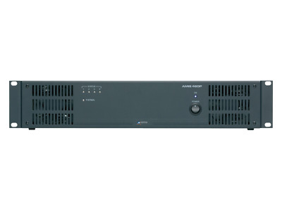 Australian Monitor AMIS 480P 4 x 80W power amplifier 100V line + 4 Ohm outputs