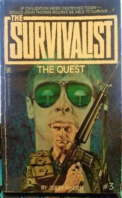 The Quest (The Survivalist series #3) paperback by Jerry Ahern