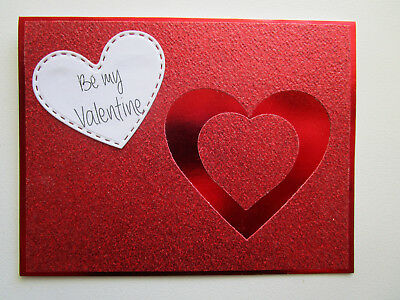 Handmade cards.....Valentines Day card
