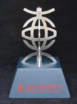 The Bank Of East Asia Metal Coin Bank