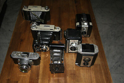Colleccion de Cameras de fotos vintaje KODAK