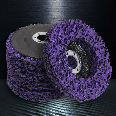 100x16mm Diamond Strip Disc Wheel Paint Rust Removal Clean For Angle Grinder