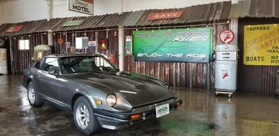 1983 Z-Series GL 2dr Hatchback 1983 Datsun 280ZX, Silver with 249,407 Miles available now!