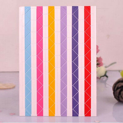 408x Self-adhesive Photo Corner Stickers scrapbook album essential Pop VJ