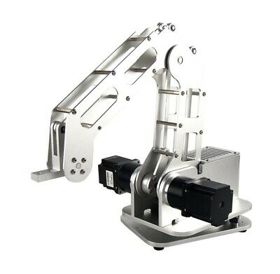 4-Axis 4-DOF Robot Arm Industrial Mechanical Arm + 57 Gear Motors 2.5kg 500W tps