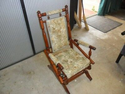 Rocking Chair, baby room rocking chair, antique furniture.