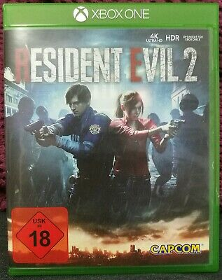 Resident Evil 2 Remake Uncut Microsoft Xbox One