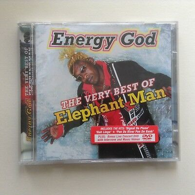 Elephant Man - Energy God (The Best of , 2009)