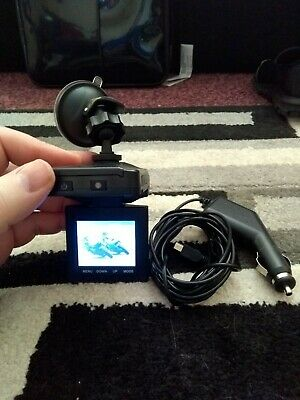 Dash Cam with charger (see description)
