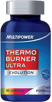 MULTIPOWER THERMO BURNER ULTRA EVOLUTION 90CP 2CONF. scad.30/10/19