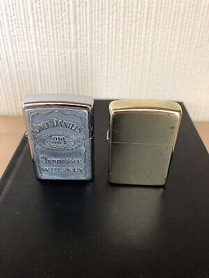 Zippo Lighters Good Working Condition