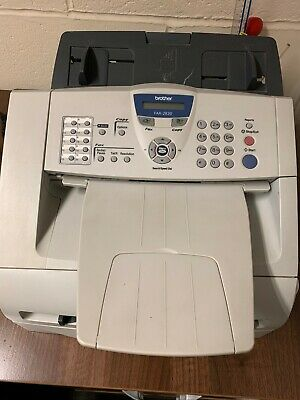 Brother Fax Machine #2820 - used - collection only - excellent condition £40.00
