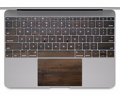 Macbook Pro Air 13 15 keyboard Stickers cover Decal skins Wood Pattern KB124