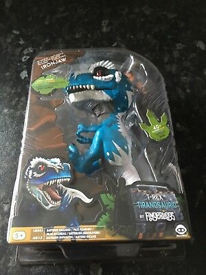 fingerlings T Rex Iron Jaw Brand New