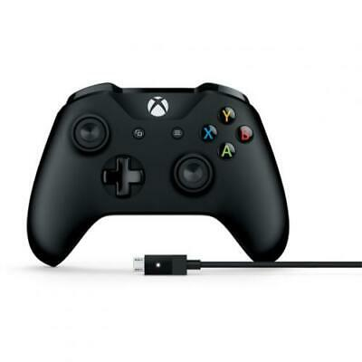 Microsoft Xbox Controller with Cable For Windows and Xbox One, XBox One S,
