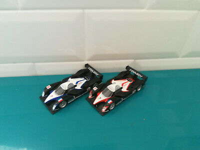 13.01.19.6 voiture miniature Norev 3 inches lot peugeot 908 HDI FAP