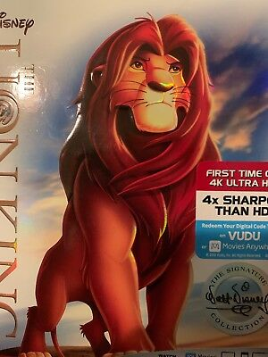 lion king digital code ( From Blu Ray )