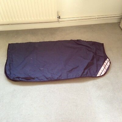 Waterproof Exercise Rug With Florence Stripes In Corners