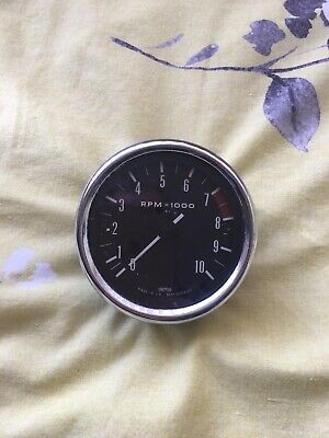 triumph trident t150 Rev Counter Came Off 1971