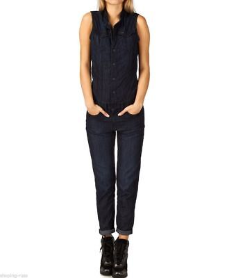0c7143e584d G-STAR NEU DAMEN Overall Jeans used LOOK Jumpsuit Kleid Hose Gr.S 36 ...