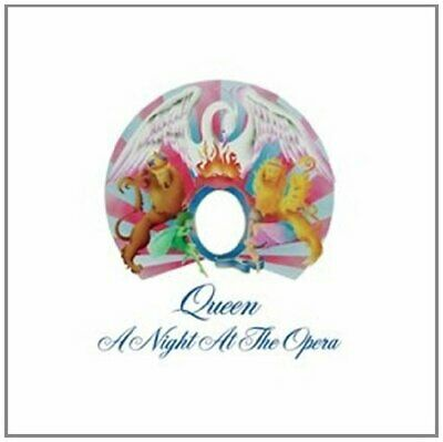 QUEEN A NIGHT AT THE OPERA VINYL LP ALBUM (Released September 25th 2015)