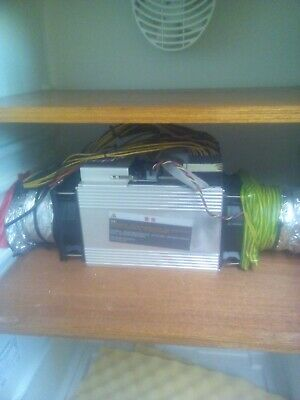 Whatsminer M3 11.5TH Bitcoin Miner ASIC - like antminer s9 with PSU.