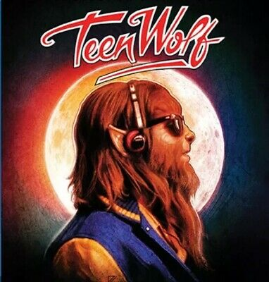 """Teen Wolf Scream Factory Limited Edition Poster (2017) Shout! Factory, 18x24"""""""