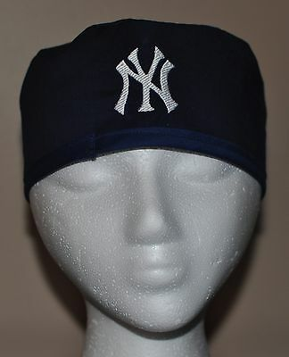 Men s New York Yankees NY Yankees Embroidered Scrub Cap Hat - One Size Fits 31293e99664