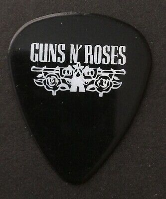 Real Guitar Pick /  Guns N Roses / Gilby / Used Condition