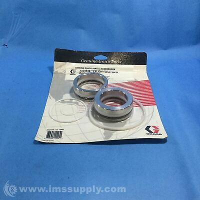 Graco 222-849 Repair Kit With Leather & Teflon Packings Fnfp