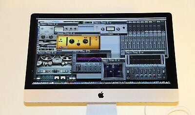 "27"" iMac 16GB: Pro-Tools HD- 700+Plugins - Logic - Avid Composer - Adobe CS6"