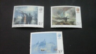 GB 1971 Commemorative Stamps~Ulster~Unmounted Mint full Set